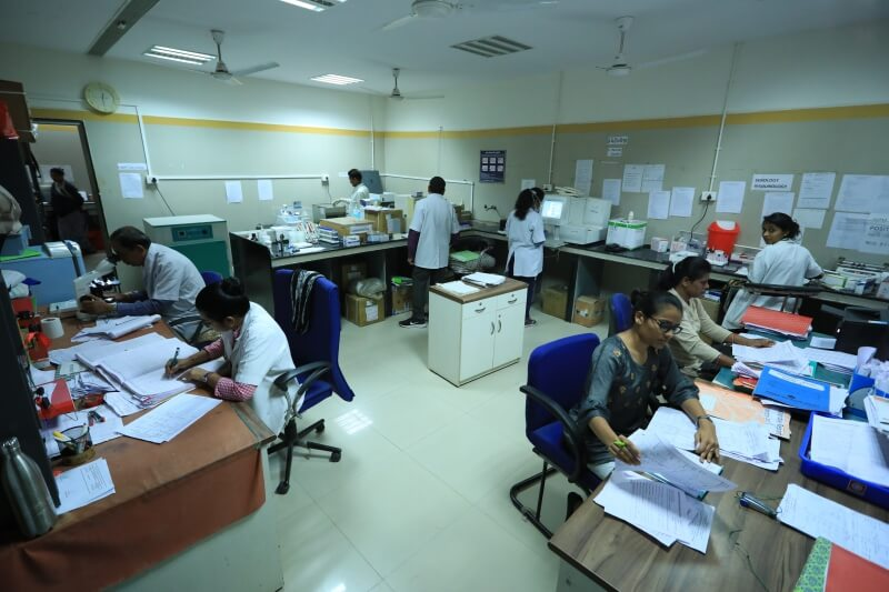 Central Lab Haematology